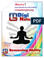 Digi Notes 02-03-2016 Reasoning