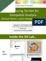 20150709 TerrSe Geospatial Analysis RCEstoque
