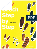 New Czech Step by Step - Text Book