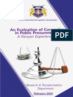 Evaluation of corruption in the public procurement.pdf