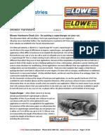 Engine - Blower Hardware - All 110101