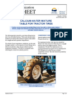 210104-1 Calcium-water Table for Tractor Tires