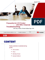 Propagation for LTE Product-LTE RRU Channel Troubleshooting.ppt