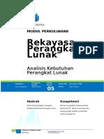 Modul 5 RPL Analisa Kebutuhan PL.doc