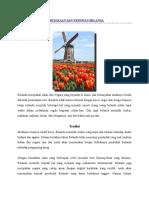 Kebudayaan Dan Kesenian Belanda