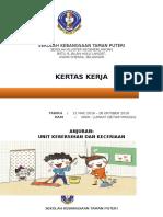 Kertas Kerja Keceriaan Kelas