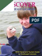 Discover Southeast Colorado 2010