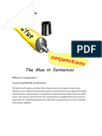 Conjuction & Preposition