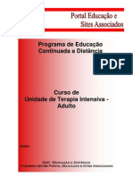 Curso UTI - Volume I
