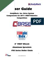 2011 Drive System User Guide v1b