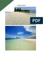 Morotai Beach