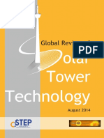 Global Review Solar Tower Technology