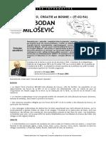 Cis Milosevic Slobodan Fr