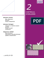Indicatori sterilizare