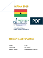 Ghana 2016, Nigretti Gianmauro, Corporate and Tax Highlights