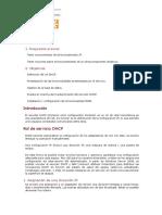 Tema 7 Servicio DHCP