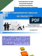 Fundamentos Basicos de Proyectos