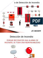 Deteccion de Incendio