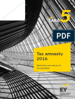 Ey Take 5 Tax Amnesty 2016