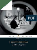 O Ultimo Magnata - F. Scott Fitzgerald.pdf