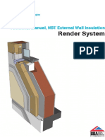 Technical Manual NBT External Wall Insulation
