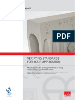 Standards Datasheet