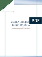 Velika Biblijska Konkordancija PDF