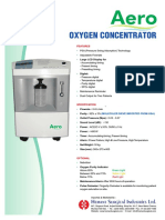 Hemant Surgical Aero Oxygen Concentrator