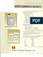 HEMANT SURGICAL Hemodailysis Solution Catalogue0001