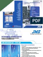 Hemant Surgical Jms IV Catalog