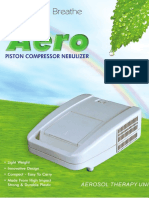 Hemant Surgical Aero Piston Compressor Nebulizer