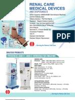 New Renalcare Catalog