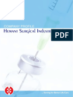 HEMANT SURGICAL Company Profile
