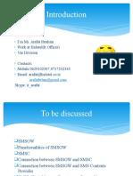 SMSGW Presentation