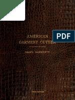 The American Garment Cutter 3rd Edition A