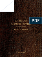 The American Garment Cutter 3rd Edition A