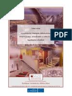 Építőipari kivitelezés előkészítése