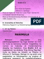 Ang Aking Pag-ibig