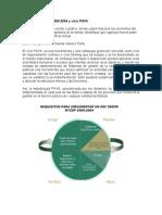 NTCGP1000:2004 y ciclo PHVA