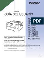 Brother Manual Español