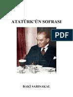 Atatürk'Ün Sofrasi