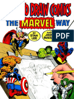 How to Draw Comics the Marvel Way - Stan Lee