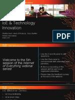 IoE_Technology & Innovation