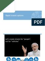 BRT LRT Metro Comparison