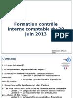 2013 06 25 Formation Académique