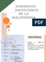 Tratamiento Farmacológico de La Dislipidemia