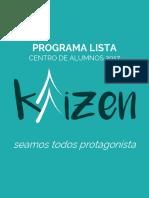Programa Kaizen CAi 2017