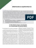 Mikorrhizák alkalmazása az agráriumban 1..pdf