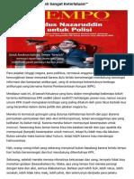"""""""Majalah Tempo Sudah Sangat Keterlaluan!"""" - KOMPASIANA.com"""