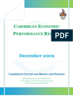 CCMF - Caribbean Economic Performance - December 2009